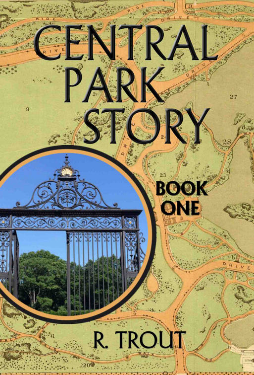 Central Park Story - Book 1