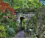 the ramble entrance