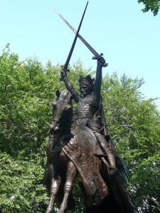 King Jagiello, King of Poland