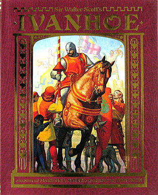 a review of ivanhoe by sir walter scott Walter scott 1771 - 1832 biography scott was a poet, novelist, ballad-collector, critic and man of letters,  ivanhoe (1819) the monastery (1820) the abbot.