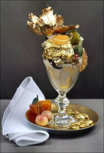 World's most expensive dessert