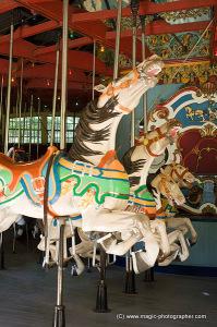 The Central Park Carousel