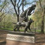dian-hunter-statue-central-park