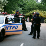New York Police at Work
